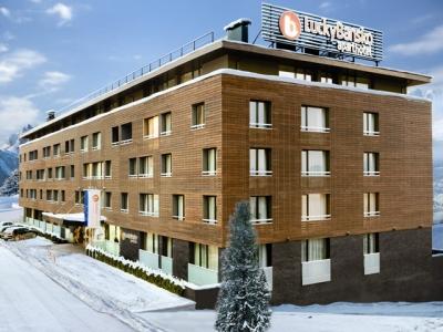 Лъки, Банско, хотел