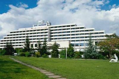 Сандански - Интерхотел - фасада