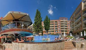 Nessebar Beach Apartments Hotel